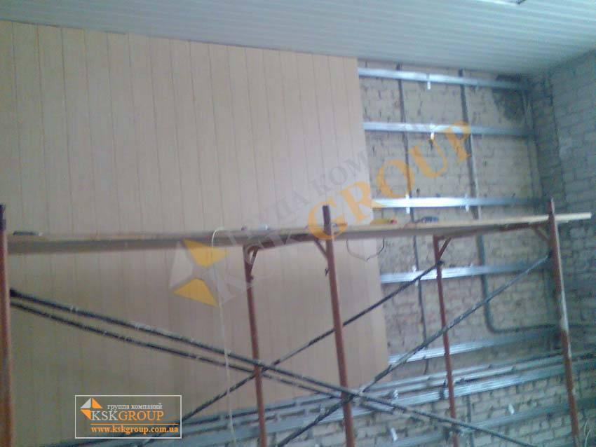 Группа компаний KSK Group Реконструкция здания под организацию СТО